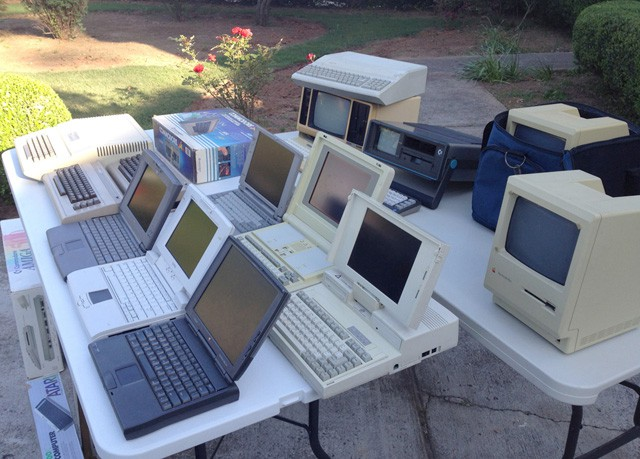Mostly Laptops