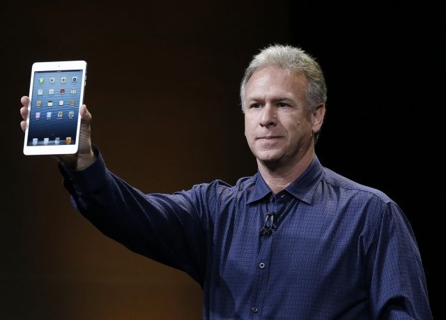 Phil Schiller introducing iPad mini