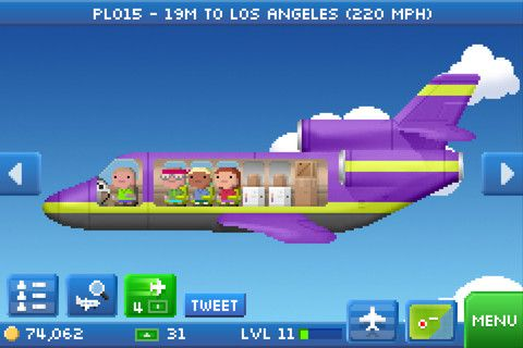 PocketPlanes iOS