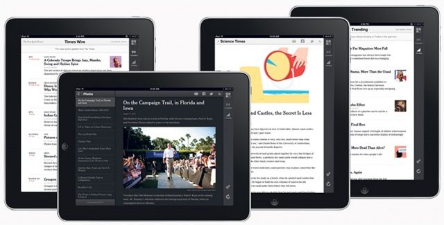 The best way to read The Times on your iPad.