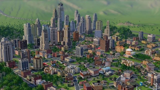 Sim City Mac Trailer