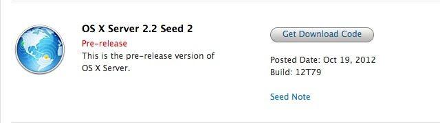 Developer Seed 2.2
