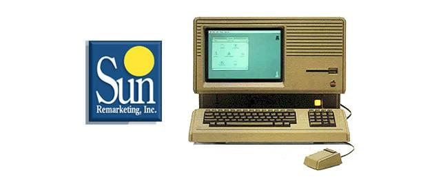 Sun Macintosh XL