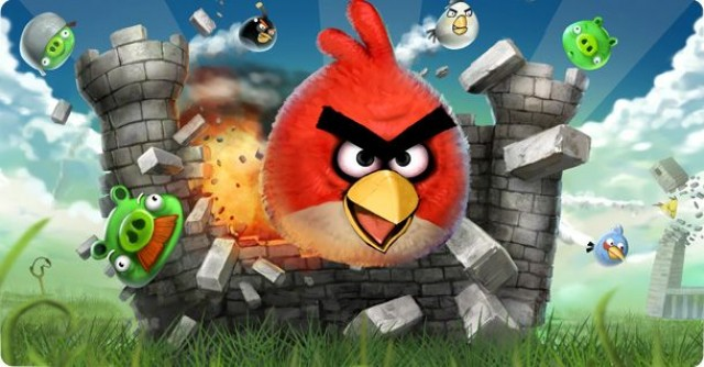 Those Angry Birds are still flying high.