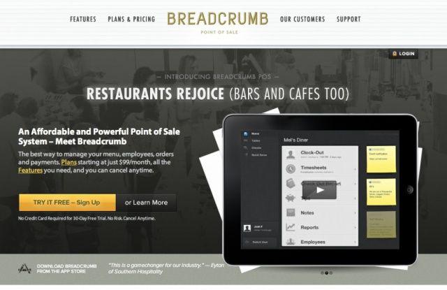 breadcrump
