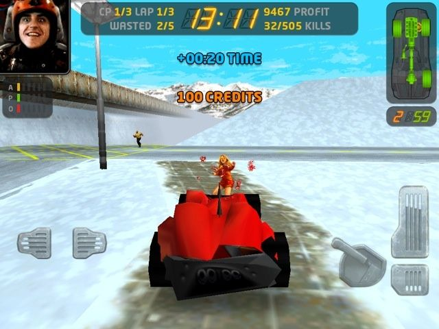 Install Carmageddon's latest update to ensure your progress isn't lost the next time you play.