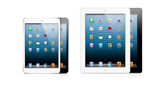 iPad Mini iPad 4
