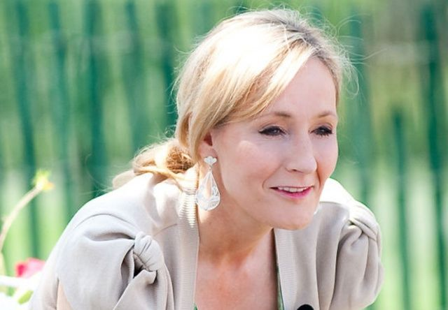 Rowling. Photo Daniel Ogren/Wikimedia Commons
