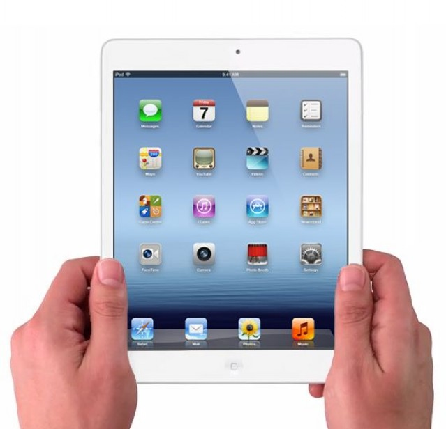 The iPad mini's little price tag could have an impact on 9.7-inch iPad sales.
