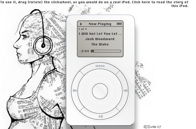 Way easier to use than the iPod nano, the iPod Click Wheel was a brilliant and intuitive solution to the question of how you scroll through hundreds of songs in your pocket. The iPod Classic lives on, but its UI could certainly do with a refresh. Forget video and photos -- these can be done on your iPhone. Instead Apple should focus on adding the basics: Wi-Fi sync, a podcast client, and iTunes Match.Don't think of this as reinventing the wheel; more like bringing it up to date.