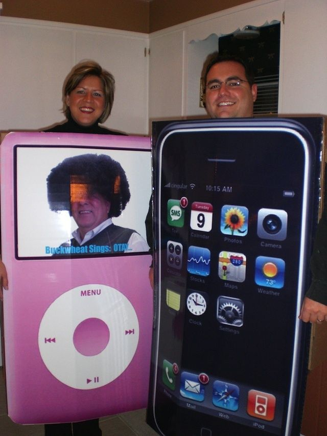 Get Ready For Halloween By Checking Out These Apple-Themed Costume ...