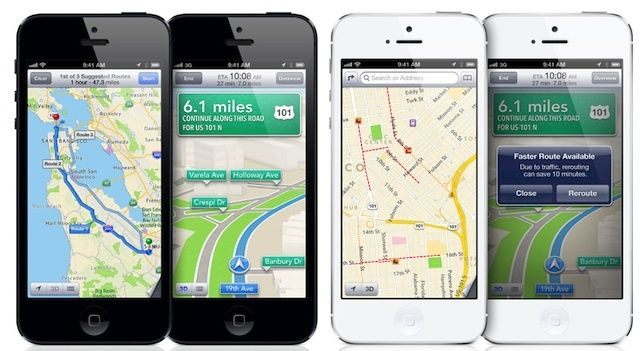 Google Thinks Apple Might Reject The Google Maps App For IOS - Google Maps Us 101