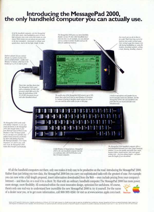 messagepad200