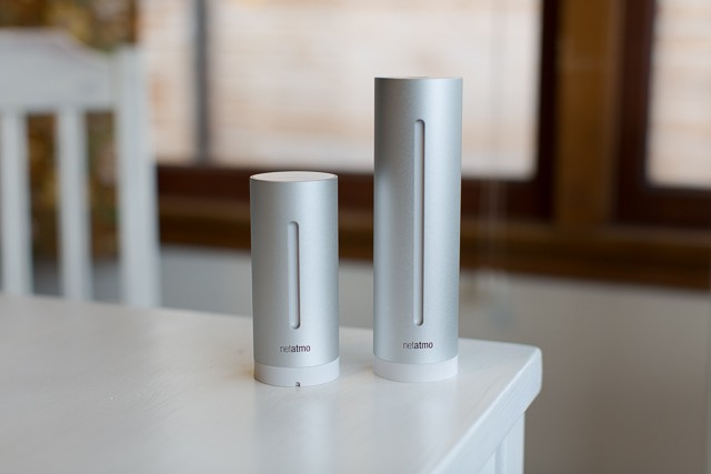 Netatmo weather station 3