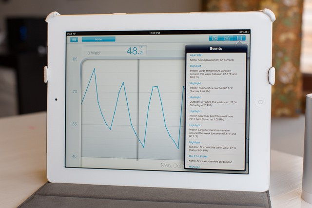 Netatmo weather station 7