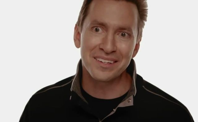 Scott Forstall. Photo: Apple