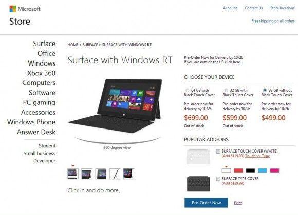 Microsoft Answer Desk Cost Design Ideas