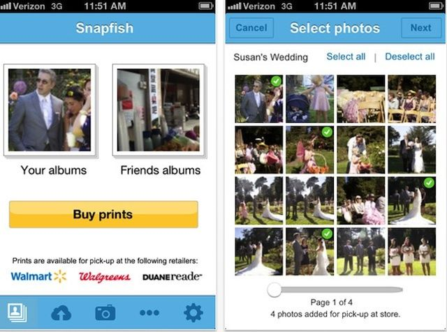 Snapfish App Now Lets You Have Prints From Your iPhone in About an ...