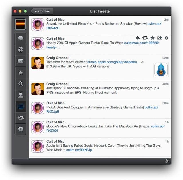 Oopa Tweetbot style