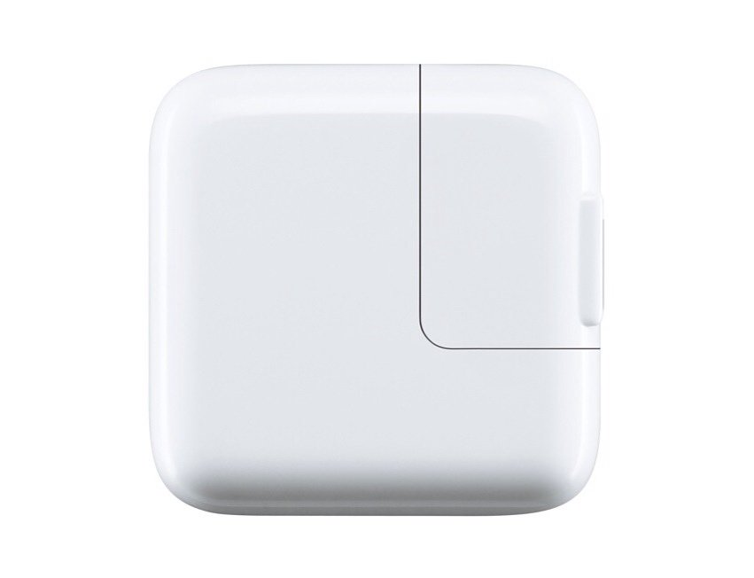 Apple Introduces New Fast-Charging iPad Power Brick