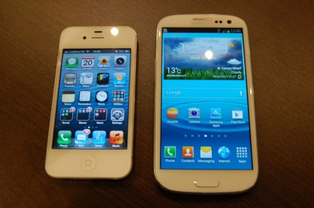 The iPhone 4S loses its crown to its biggest enemy.
