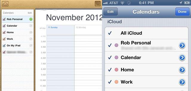 Change Calendar Order