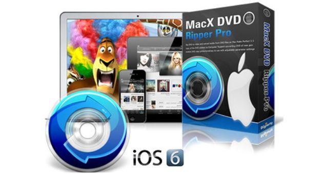 CoM - MacX DVD Ripper Pro
