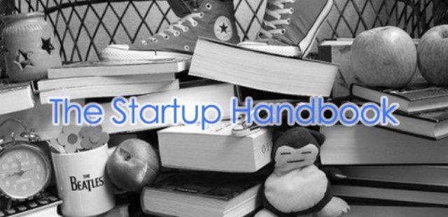 CoM - Startup Handbook