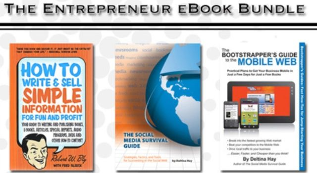 CoM - The Online Entrepreneur eBook Bundle