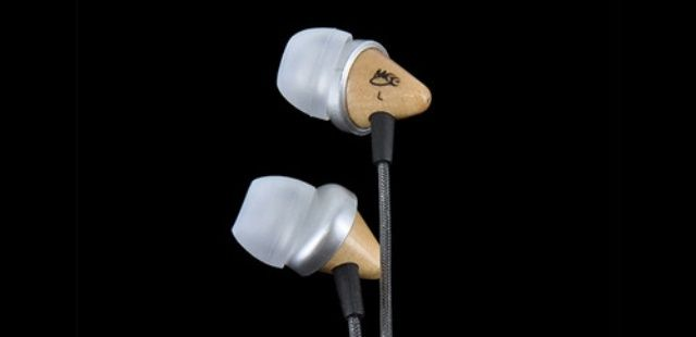 CoM - Wooden Headphones