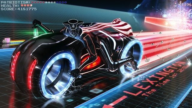 Paul Revere The Midnight Rider