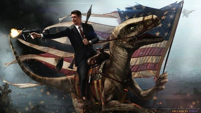 These Wacky Presidential Wallpapers Will Help You Celebrate Election