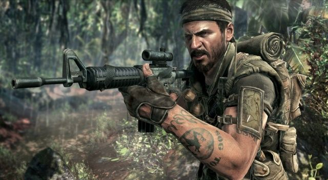 Call of Duty: Black Ops is quite possibly the best multiplayer FPS on the Mac.