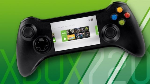 The Xbox Surface probably won't look anything like this.