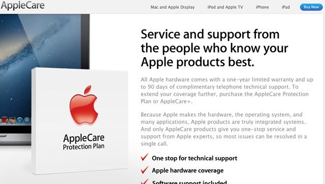 Understand how standard AppleCare and AppleCare+ differ and decide whether or not you need it.