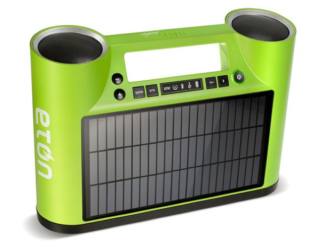 Eton Rukus Solar Speaker