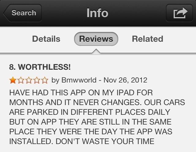 the funniest ios app review you ll read all week image cult of mac