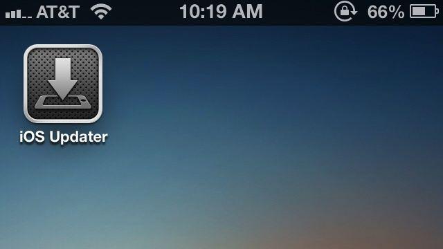iOSupdater