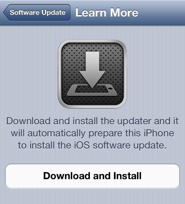iphoneupdaterinstall