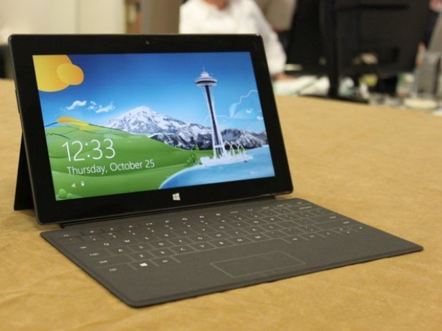 We had a feeling Microsoft was a little optimistic about the Surface RT's display.