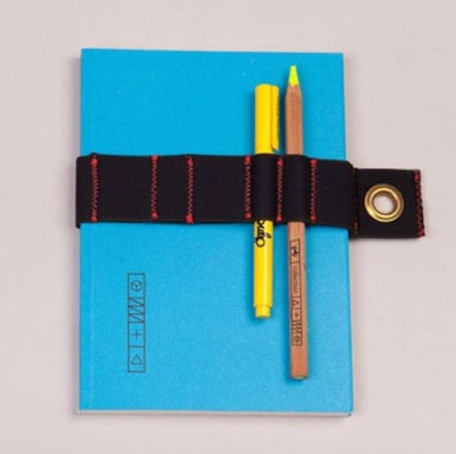 Strap Notebook