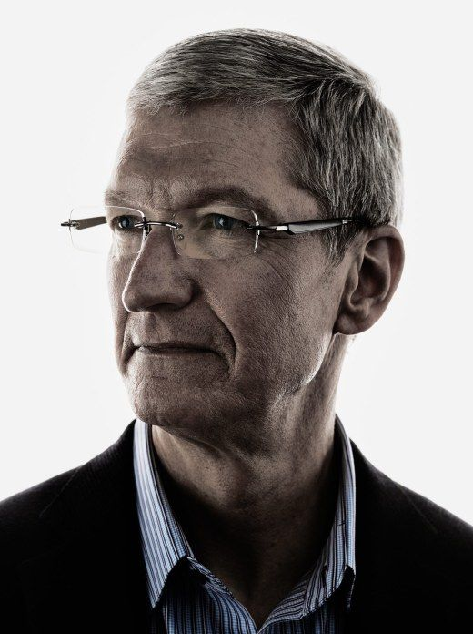 Tim Cook in TIME Magazine