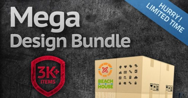 CoM - Mega Design Bundle