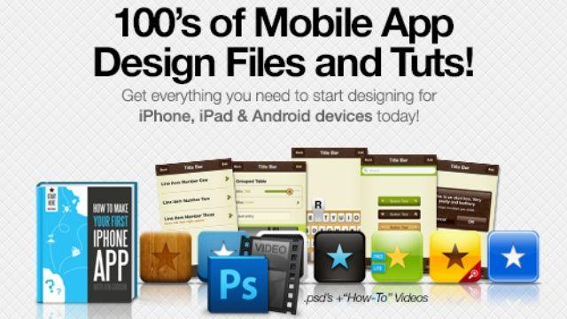CoM - Mobile Design Kit