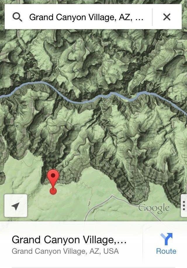 New Tweak Unlocks The Hidden Topography Mode In Google Maps For