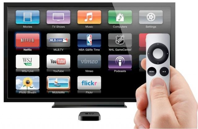 Apple-TV-with-remote