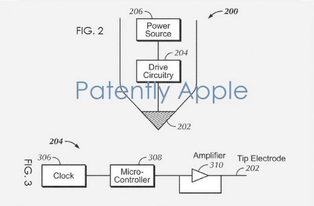 Apple-Active-Stylus-patent