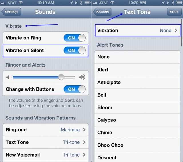 how to turn off vibrate on iphone keep your iphone from buzzing when in silent mode ios 5215