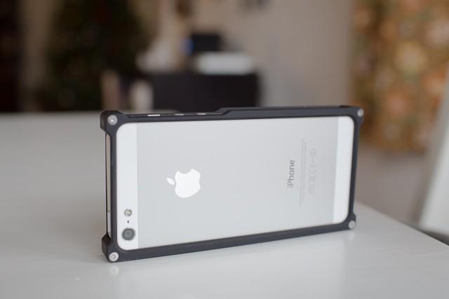 Crimson iphone 5 case 4