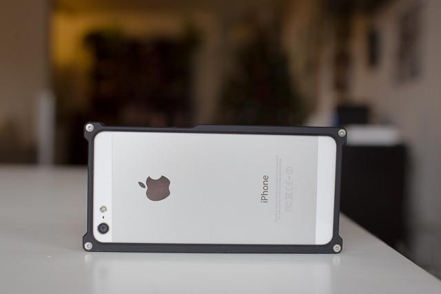 Crimson iphone 5 case 5